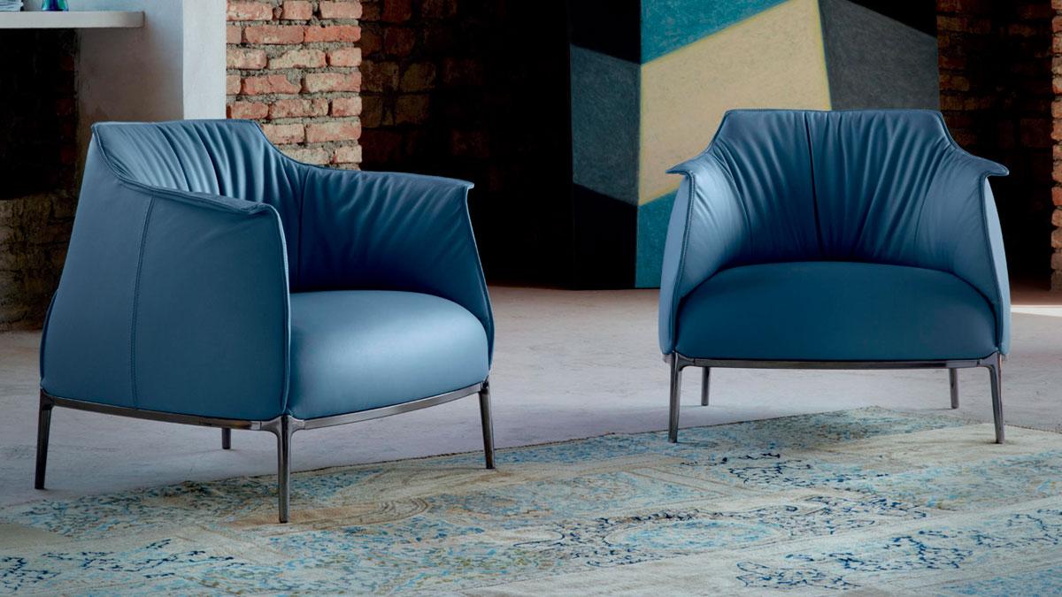 archibald poltrona frau piarti muebles de dise o italiano. Black Bedroom Furniture Sets. Home Design Ideas