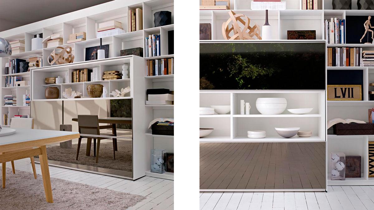 Flat c b b italia sistema piarti muebles de dise o for Bb italia muebles