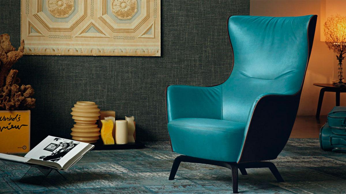 mamy blue poltrona frau piarti muebles de dise o italiano. Black Bedroom Furniture Sets. Home Design Ideas