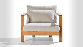 PURE SOFA ARMCHAIR - Tribu