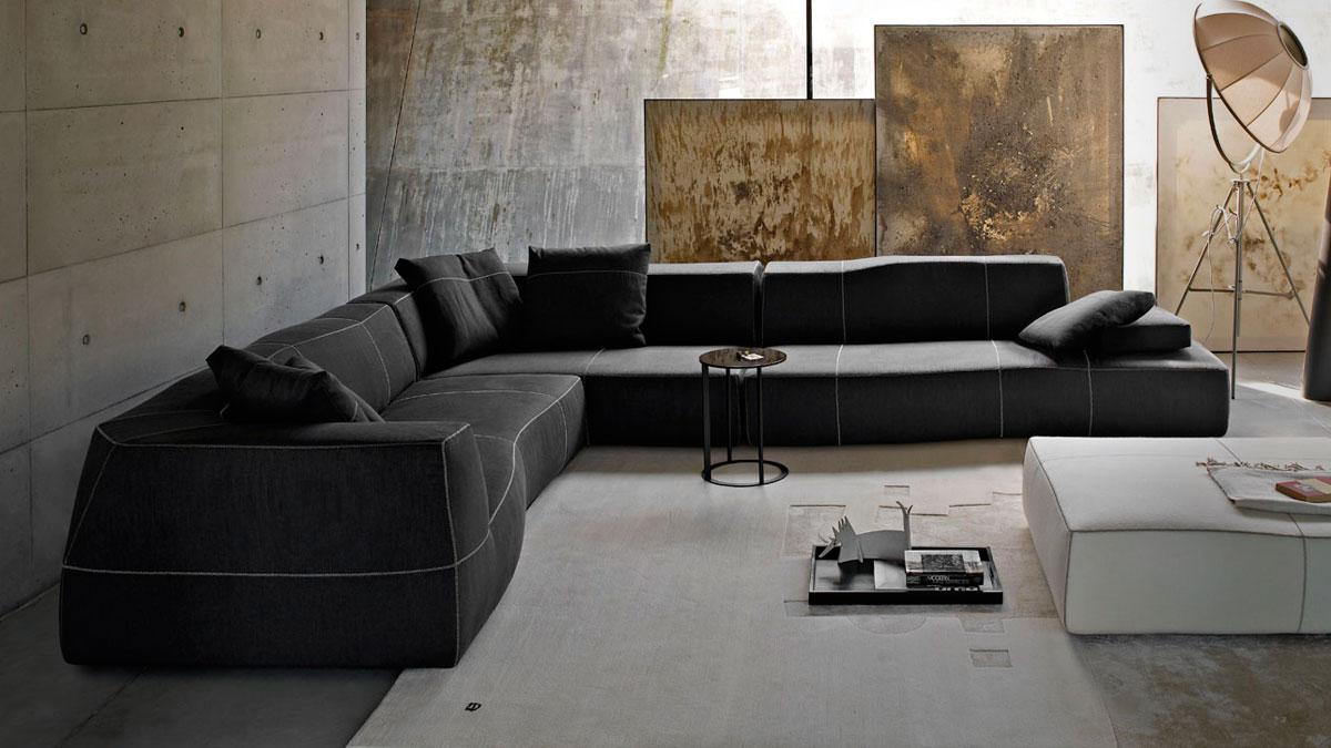 Bend b b italia piarti muebles de dise o italiano - Sofas diseno italiano ...