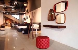 Tienda de muebles de diseño