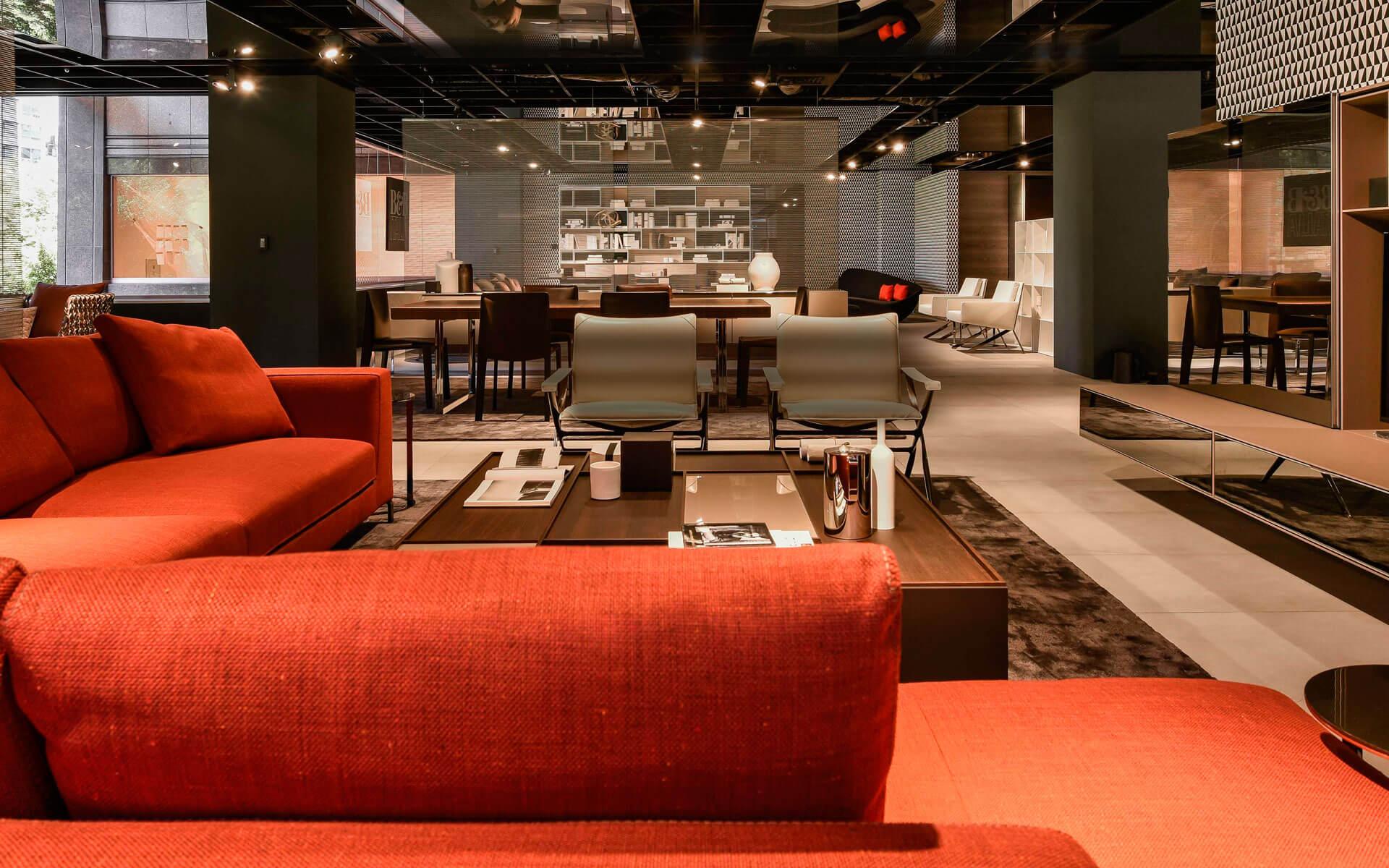 Tienda de muebles de dise o italiano for Muebles italianos