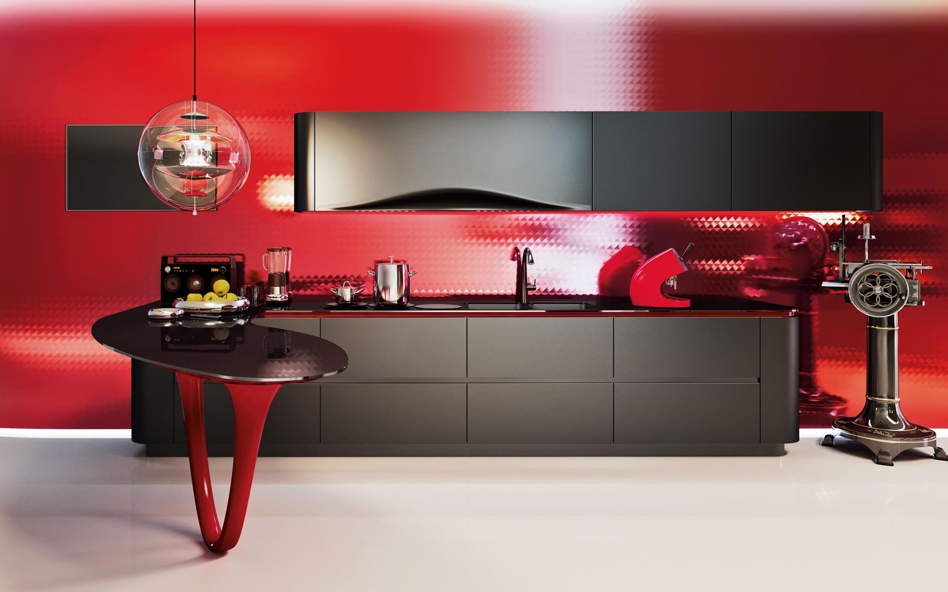 Cocinas en perfecto equilibrio. Diseño y funcionalidad.