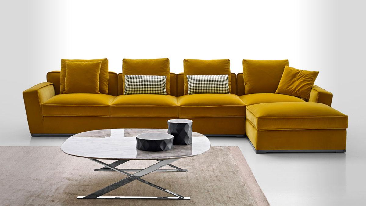 Solatium maxalto sof piarti muebles de dise o italiano for Sofas de diseno italiano